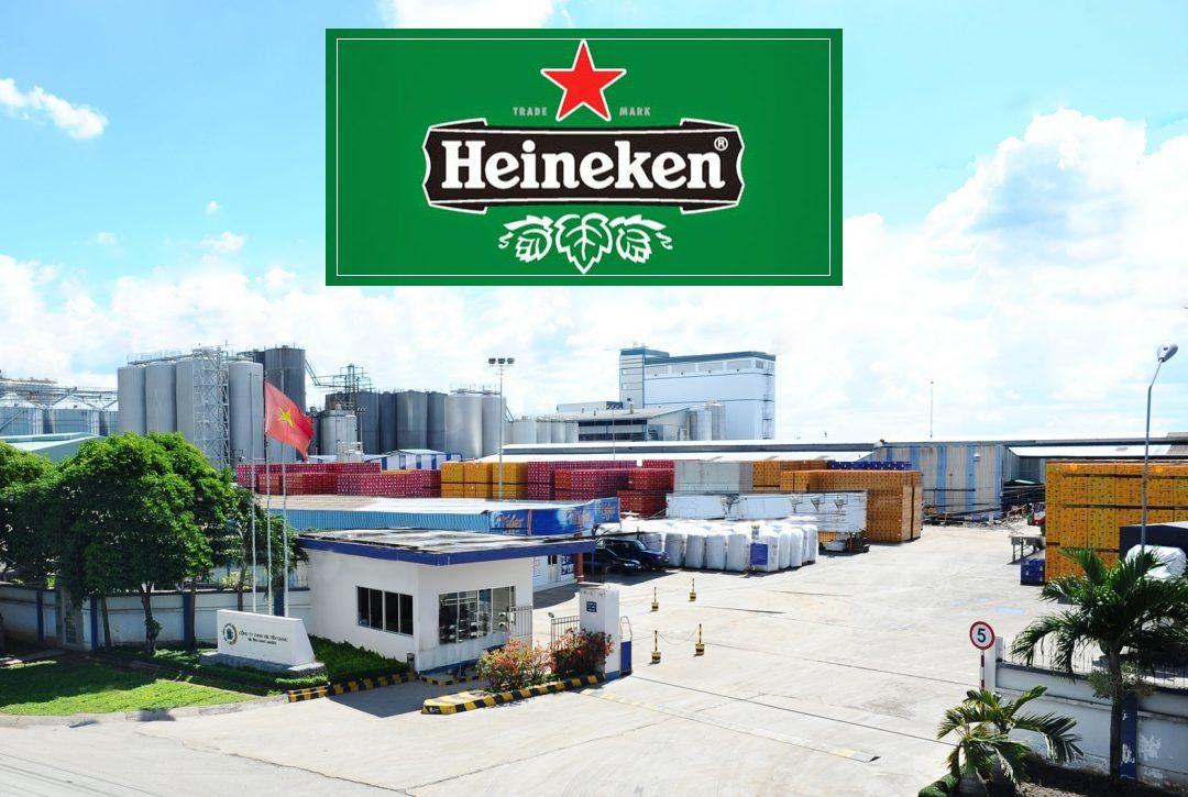 Nhà máy bia Heineken Tiền Giang