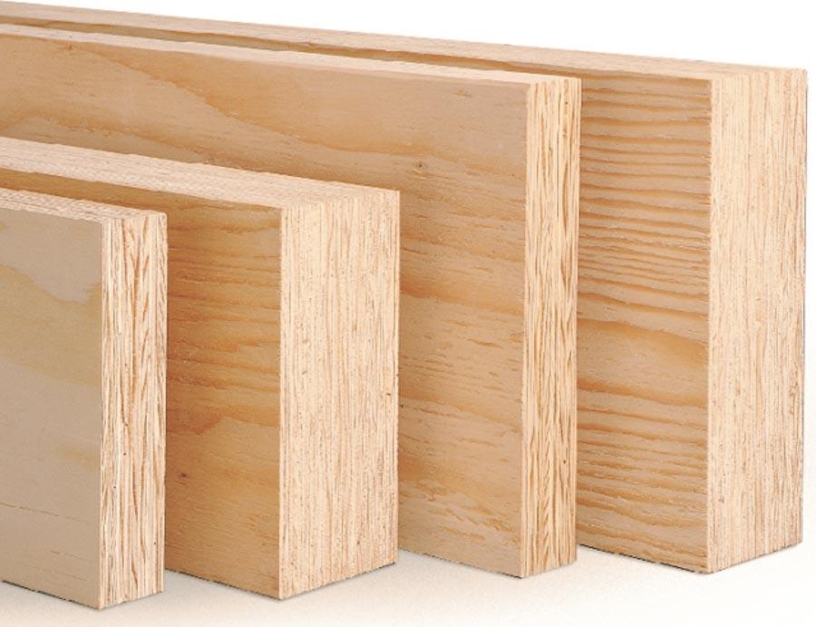gỗ dán lvl